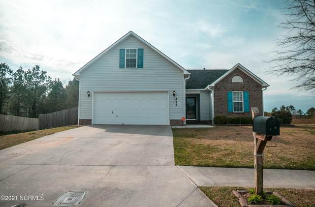 211 Cypress Bay Drive, Jacksonville, NC 28546 (MLS #100261573) :: Frost Real Estate Team