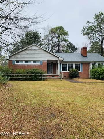 1221 Stockton Road, Kinston, NC 28504 (MLS #100261601) :: Berkshire Hathaway HomeServices Hometown, REALTORS®