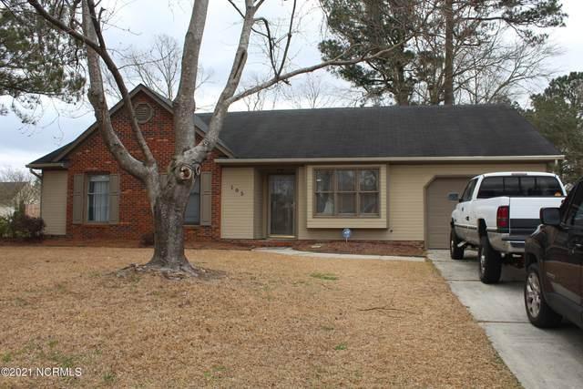 105 Raintree Circle, Jacksonville, NC 28540 (MLS #100261606) :: RE/MAX Elite Realty Group