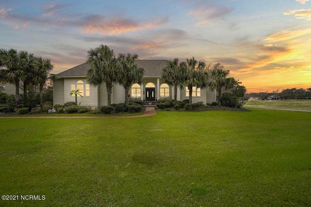 58 Yaupon Way, Oak Island, NC 28465 (MLS #100261685) :: RE/MAX Elite Realty Group