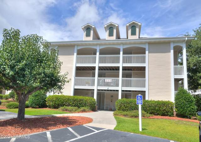 3350 Club Villas Drive #1501, Southport, NC 28461 (MLS #100261698) :: Lynda Haraway Group Real Estate