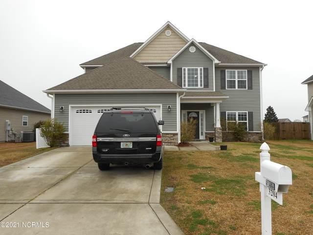 3204 Hardee Farms Drive, New Bern, NC 28562 (MLS #100261741) :: Berkshire Hathaway HomeServices Hometown, REALTORS®