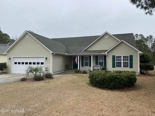 302 Divot Court, Swansboro, NC 28584 (MLS #100261779) :: Frost Real Estate Team