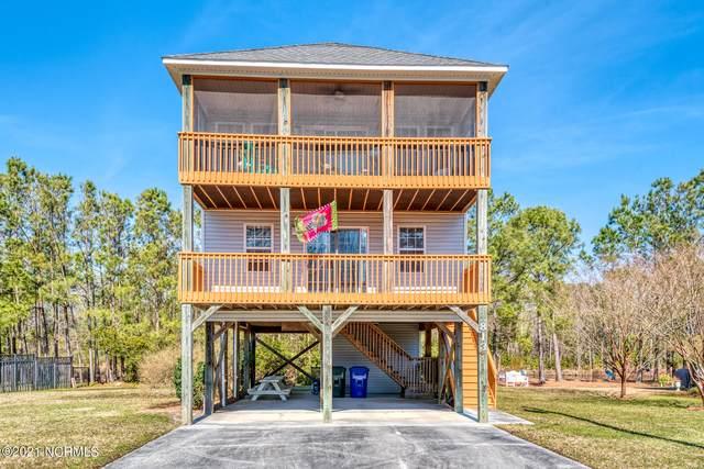 813 Driftwood Drive, Surf City, NC 28445 (MLS #100261792) :: RE/MAX Essential
