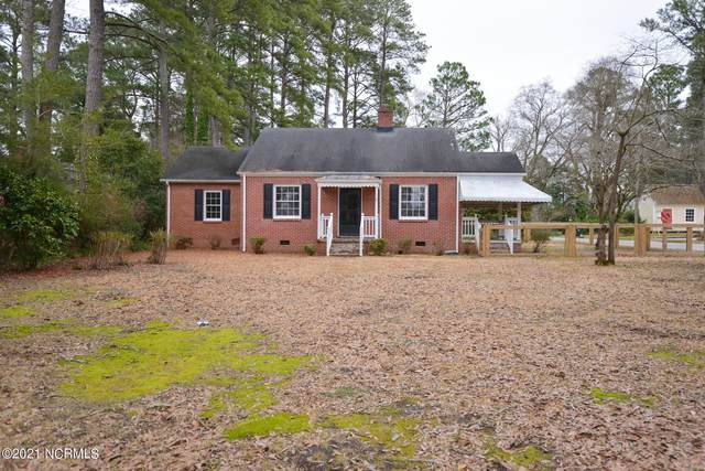 502 Clifton Road, Rocky Mount, NC 27804 (MLS #100261855) :: Great Moves Realty