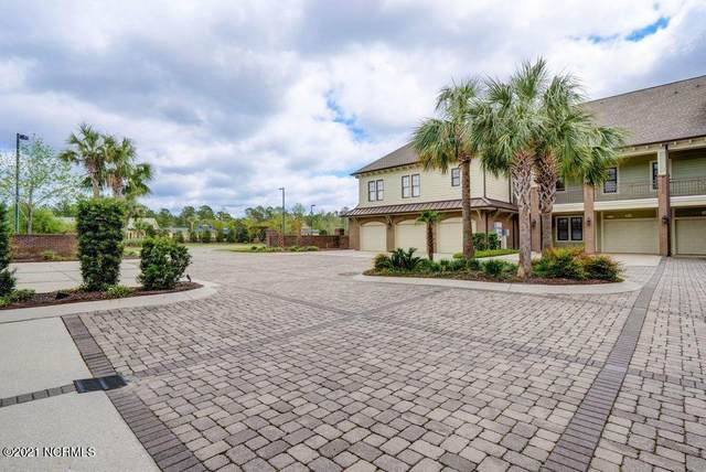 6809 Mayfaire Club Drive #201, Wilmington, NC 28405 (MLS #100261952) :: The Cheek Team