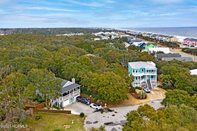 114 Camp Wyatt Court, Kure Beach, NC 28449 (MLS #100261963) :: Coldwell Banker Sea Coast Advantage