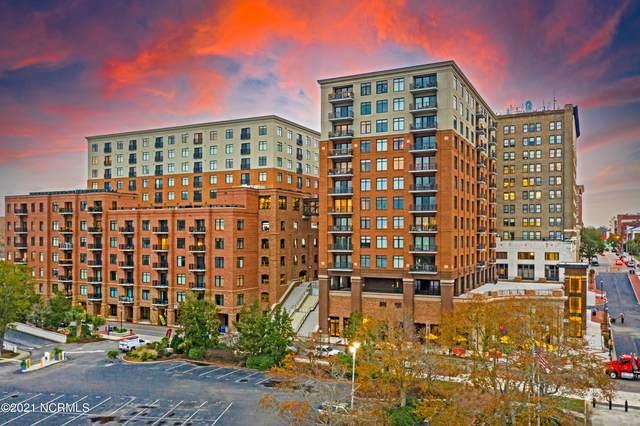 240 N Water Street Unit 554, Wilmington, NC 28401 (MLS #100261969) :: David Cummings Real Estate Team