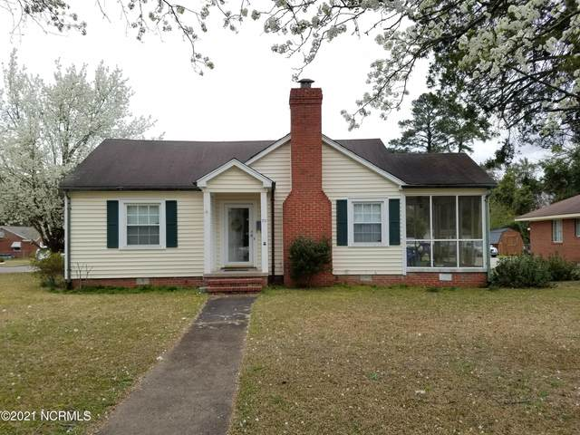 711 Edwards Avenue, Kinston, NC 28501 (MLS #100261997) :: CENTURY 21 Sweyer & Associates