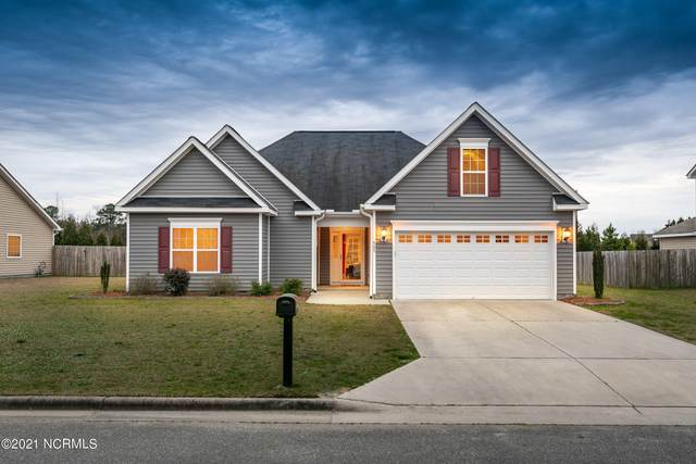 505 Cheltenham Drive, Greenville, NC 27834 (MLS #100262059) :: Castro Real Estate Team