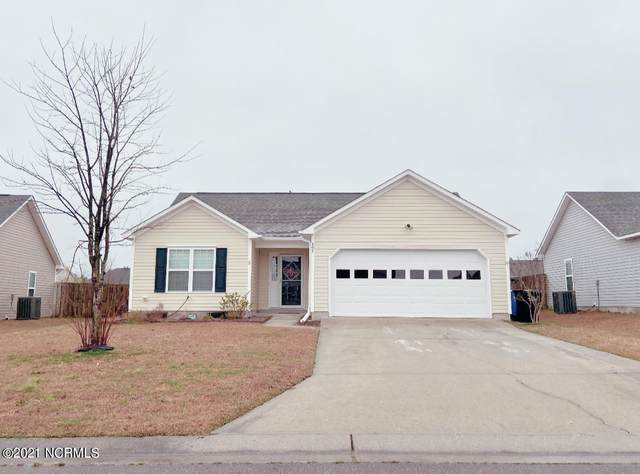 307 Rose Bud Lane, Holly Ridge, NC 28445 (MLS #100262071) :: Great Moves Realty