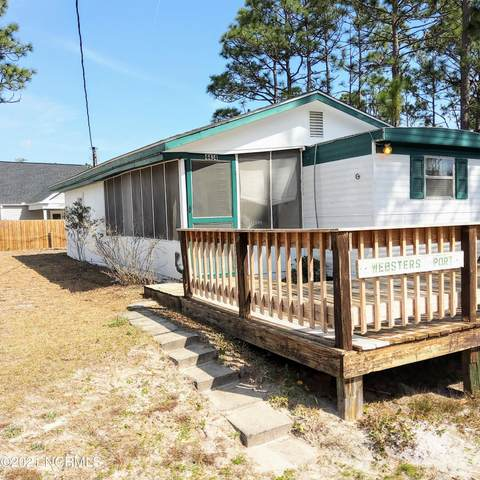 4414 Sea Pines Drive SE, Southport, NC 28461 (MLS #100262079) :: Vance Young and Associates