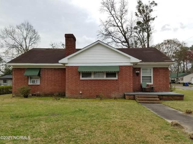 310 Dupont Circle, Kinston, NC 28501 (MLS #100262085) :: CENTURY 21 Sweyer & Associates