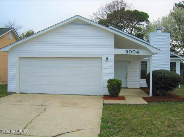3004 Steeple Chase Court, Jacksonville, NC 28546 (MLS #100262118) :: RE/MAX Essential