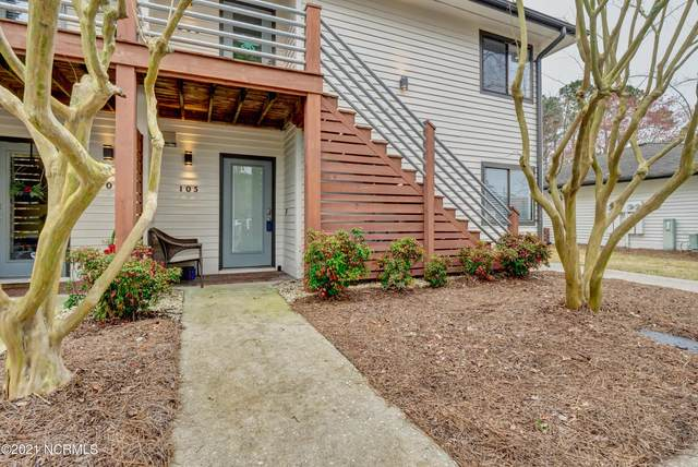 1507 Military Cutoff Road Unit 105, Wilmington, NC 28403 (MLS #100262145) :: Thirty 4 North Properties Group
