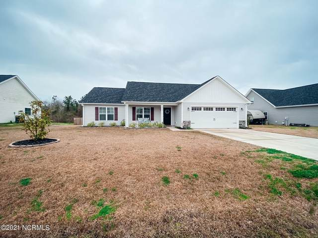 319 Bubbling Brook Lane, Jacksonville, NC 28546 (MLS #100262146) :: RE/MAX Essential