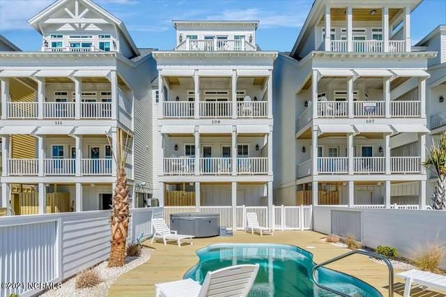 109 Atlantic Boulevard, Atlantic Beach, NC 28512 (MLS #100262215) :: The Cheek Team
