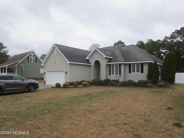 200 Bluegill Drive, Washington, NC 27889 (MLS #100262244) :: Frost Real Estate Team