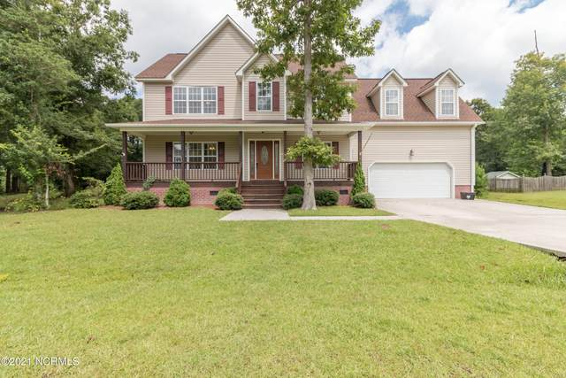130 Creeks Edge Drive, Sneads Ferry, NC 28460 (MLS #100262256) :: Great Moves Realty