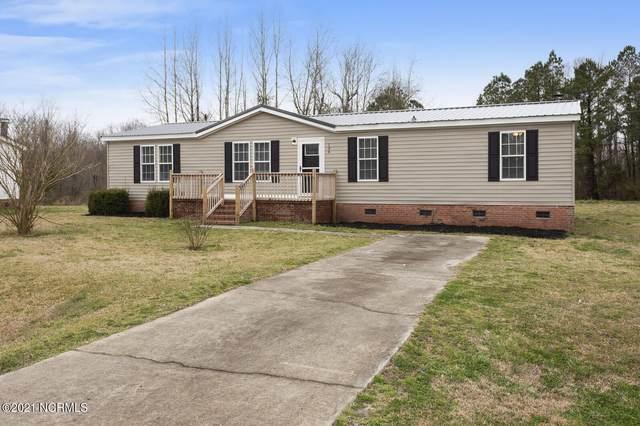 134 Corena Avenue, Maysville, NC 28555 (MLS #100262293) :: David Cummings Real Estate Team