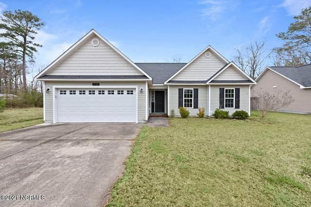 206 Fifth Street, Maysville, NC 28555 (MLS #100262328) :: RE/MAX Essential