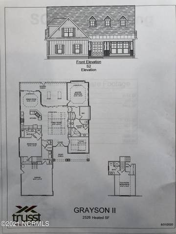 2592 E Timber Crest Drive NE, Leland, NC 28451 (MLS #100262347) :: CENTURY 21 Sweyer & Associates