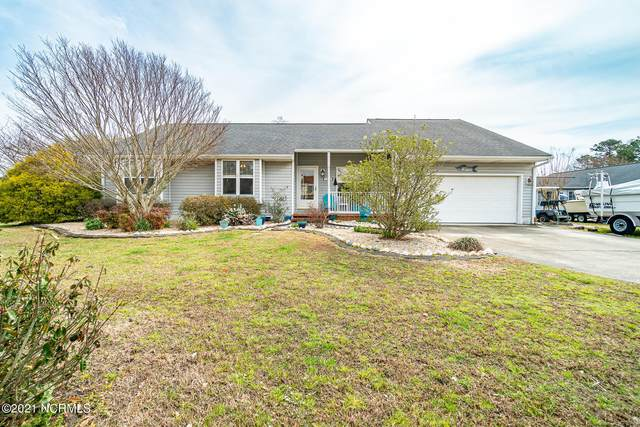 2102 Joslyn Drive, Morehead City, NC 28557 (MLS #100262380) :: Stancill Realty Group