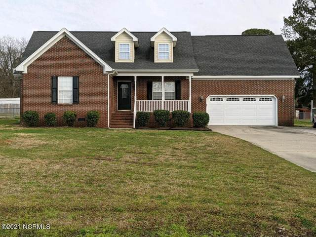 108 Cambridge Drive, Goldsboro, NC 27530 (MLS #100262381) :: Thirty 4 North Properties Group