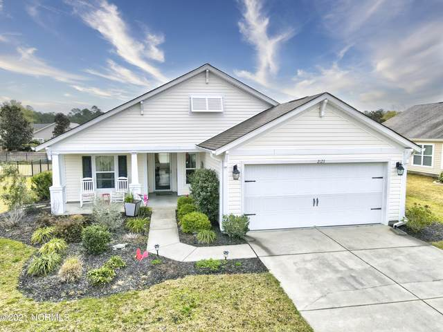 2123 Jarvis Lane, Calabash, NC 28467 (MLS #100262386) :: Stancill Realty Group