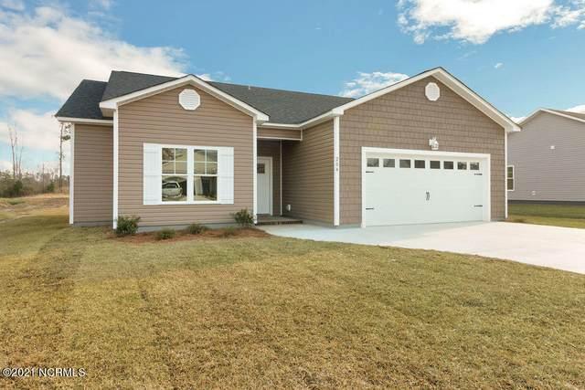 800 Jonnie Drive, Hubert, NC 28539 (MLS #100262389) :: Vance Young and Associates