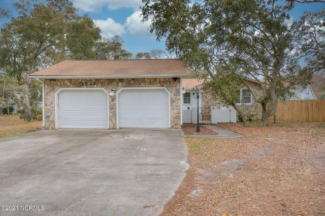 1714 Bay Tree Court SW, Ocean Isle Beach, NC 28469 (MLS #100262438) :: Castro Real Estate Team