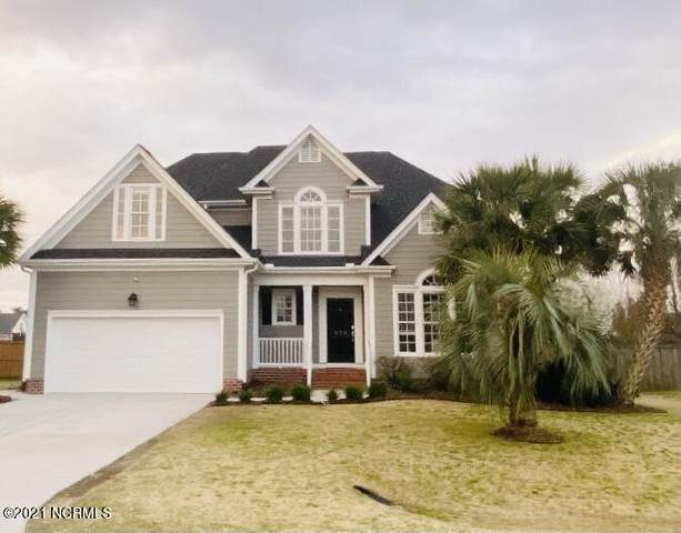 878 Wine Cellar Circle, Wilmington, NC 28411 (MLS #100262455) :: David Cummings Real Estate Team