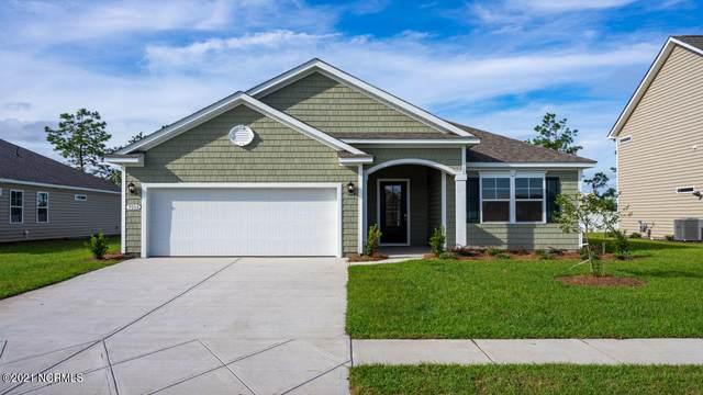 1358 Fence Post Lane Lot 1623 - Eato, Carolina Shores, NC 28467 (MLS #100262585) :: Castro Real Estate Team
