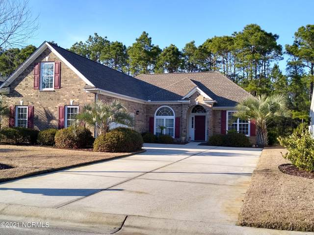 550 Sandpiper Bay Drive SW, Sunset Beach, NC 28468 (MLS #100262626) :: RE/MAX Essential