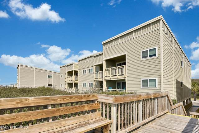 1000 Caswell Beach Road #406, Caswell Beach, NC 28465 (MLS #100262638) :: Frost Real Estate Team
