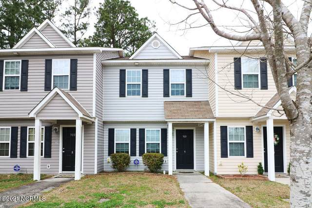 300 Burley Drive #9, Hubert, NC 28539 (MLS #100262647) :: Donna & Team New Bern