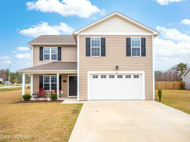 515 Hazelwood Drive, Holly Ridge, NC 28445 (MLS #100262650) :: Frost Real Estate Team