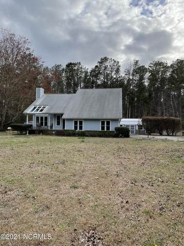 447 W Firetower Road, Swansboro, NC 28584 (MLS #100262687) :: Frost Real Estate Team