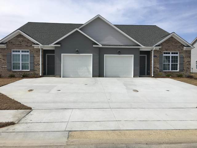 2212 Remington Court A, Greenville, NC 27834 (MLS #100262750) :: Stancill Realty Group