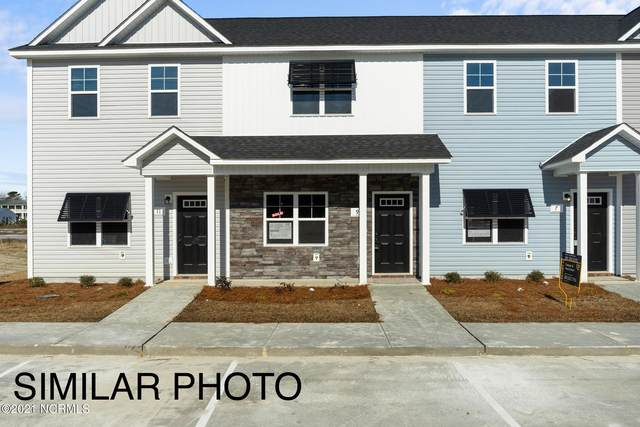 55 Outrigger Drive, Swansboro, NC 28584 (MLS #100262754) :: Frost Real Estate Team