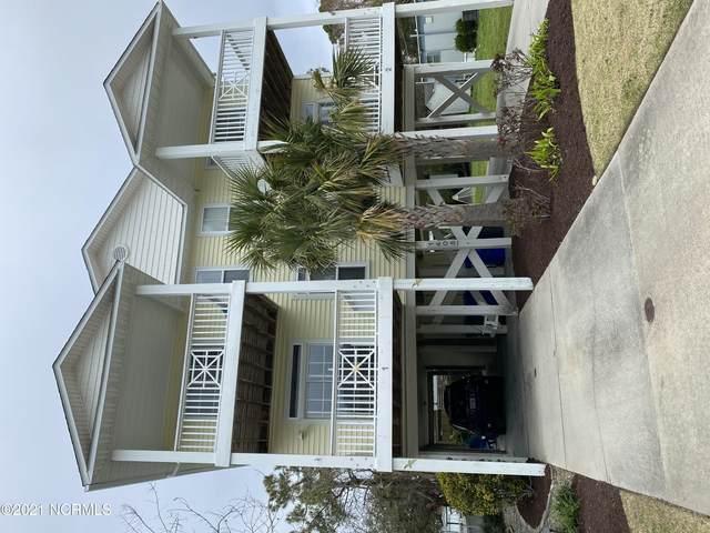 1408 Snapper Lane #1, Carolina Beach, NC 28428 (MLS #100262823) :: Stancill Realty Group