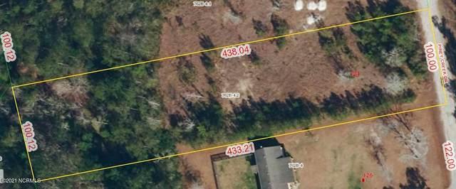 124 Piney Creek Drive, Holly Ridge, NC 28445 (MLS #100262827) :: Frost Real Estate Team