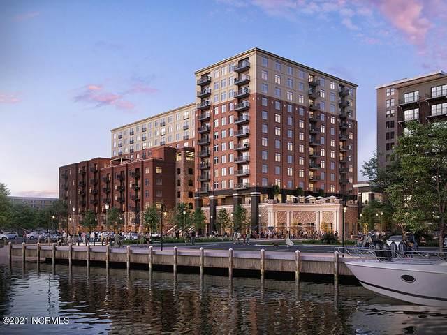 240 N Water Street Unit 1155, Wilmington, NC 28401 (MLS #100262841) :: David Cummings Real Estate Team