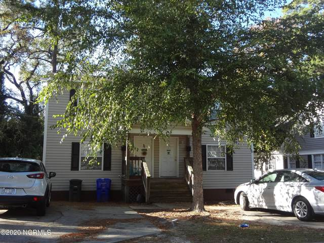 118 S Woodlawn Avenue A, Greenville, NC 27858 (MLS #100262856) :: Stancill Realty Group
