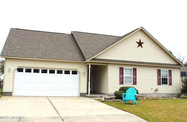 132 Sweet Bay Drive, New Bern, NC 28560 (MLS #100262857) :: Thirty 4 North Properties Group