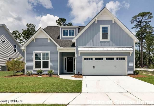 5209 Trumpet Vine Way, Wilmington, NC 28412 (MLS #100262963) :: Great Moves Realty