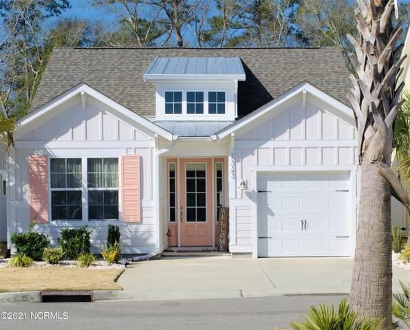 1323 Tilapia Way, Calabash, NC 28467 (MLS #100263067) :: David Cummings Real Estate Team