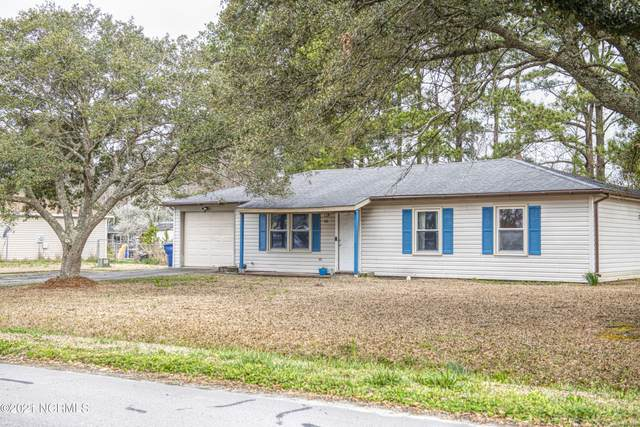 111 Shipman Road, Havelock, NC 28532 (MLS #100263073) :: RE/MAX Essential
