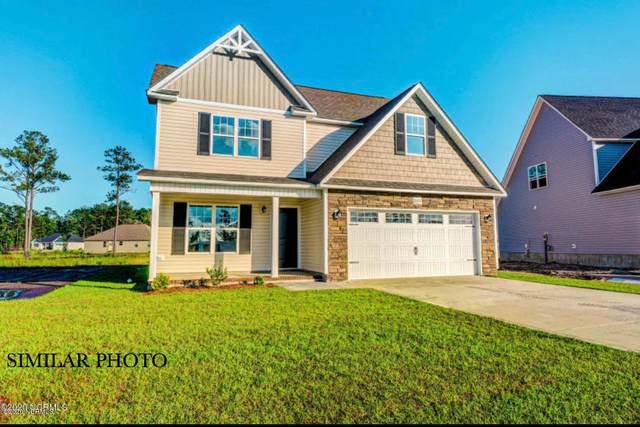 107 Peletier Shores Drive, Peletier, NC 28584 (MLS #100263080) :: Castro Real Estate Team