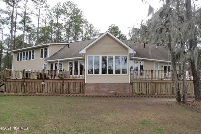 155 Bettie Drive, Aurora, NC 27806 (MLS #100263128) :: The Legacy Team